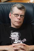 Stephen King - copyright Shane Leonard